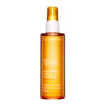 Emulsja do Opalania w Spray'u UVA/UVB 15 | Sunscreen Oil-Free Lotion Spray - Clarins