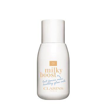 Upiększające mleczko do makijażu Milky Boost