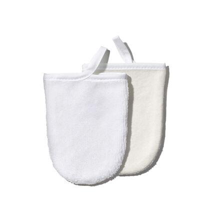 Rękawiczka do Demakijażu Twarzy do wielokrotnego użytku