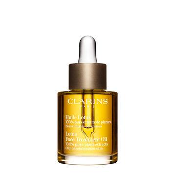 Olejek Pielęgnacyjny do Twarzy do cery tłustej i mieszanej | Lotus Face Treatment Oil