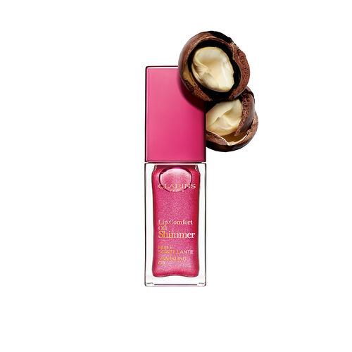 Połyskujący olejek do ust Lip Comfort Oil Shimmer