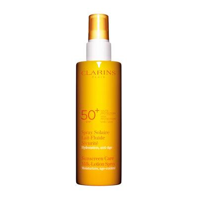 Mleczko do Opalania w Sprayu UVA/UVB 50   Sunscreen Care Milk-Lotion Spray