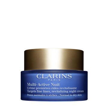 Multi-Active Przeciwzmarszczkowy Krem na Noc do skóry normalnej i suchej
