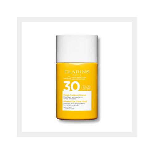 Mineralny Fluid do Opalania Twarzy UVA/UVB 30