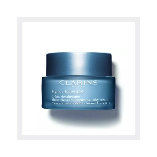 Hydra-Essentiel aksamitny krem nawilżający dla skóry normalnej i suchej