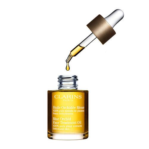Olejek Pielęgnacyjny do Twarzy do cery odwodnionej | Blue Orchid Face Treatment Oil