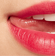 Makijaż ust, który pozostaje na miejscu