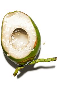 Organiczna woda kokosowa