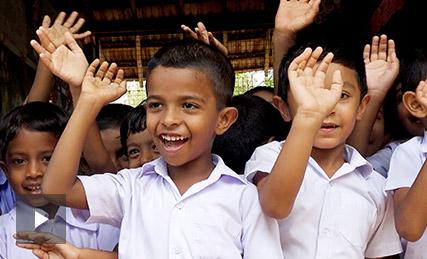 Clarins na Sri Lance - film