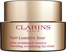 Odżywczy, rewitalizujący krem na dzień Nutri-Lumière