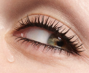 Oko ze łzą