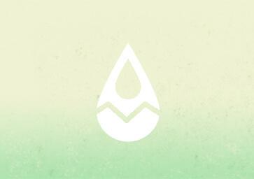 Kropla wody - skóra mieszana