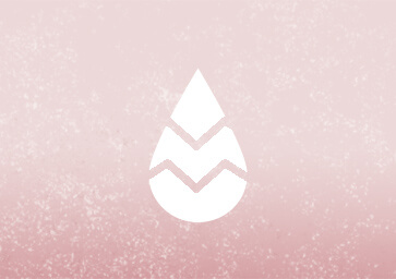 Kropla wody - skóra wrażliwa