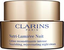 Odżywczy, regenerujący krem na noc Nutri-Lumière