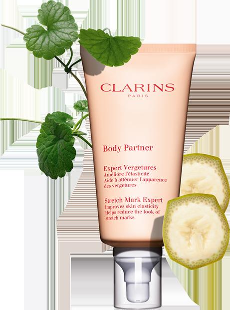 Produkt Body Partner z roślinami