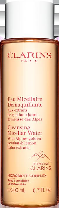 Opakowania produktów do oczyszczania, demakijażu i tonizacji