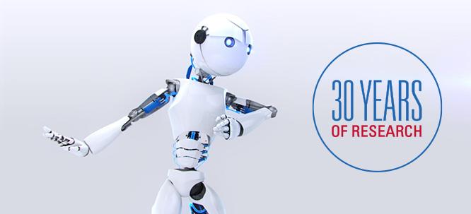 Robot Fundacji Arthritis