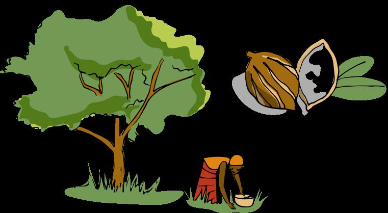 Illustration Odżywczy Balsam Nawilżający do Ciała