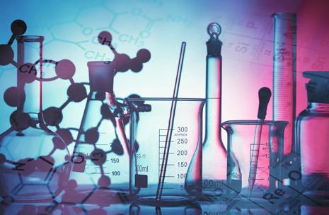 Zdjęcie laboratoryjnego pojemnika do badań