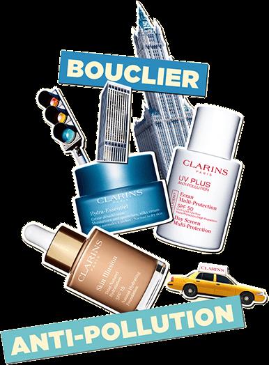 Bouclier Anti-pollution