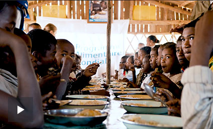 FEED & Clarins, projekt na Madagaskarze