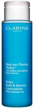 Relaksujący płyn do kąpieli 100% ekstraktów roślinnych | Relax Bath & Shower Concentrate