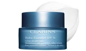 Hydra-Essentiel Aksamitny Krem Nawilżający SPF 15 - skóra normalna/sucha