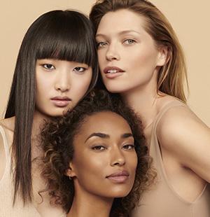 Zdjęcie 3 kobiet - cera