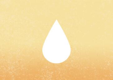 Kropla wody - skóra normalna