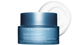 Hydra-Essentiel bogaty krem nawilżający – skóra bardzo sucha